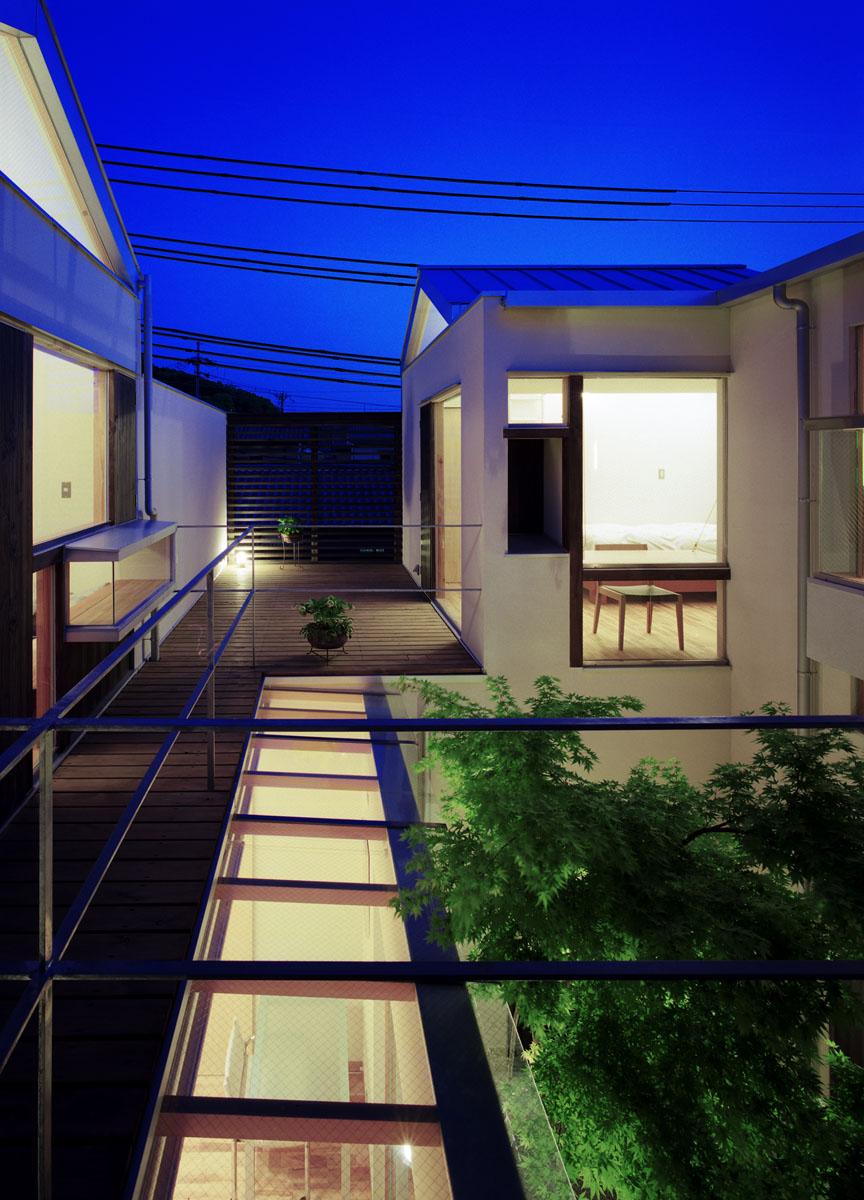 三室戸の家 - PLANET Creations 関谷昌人建築設計アトリエ