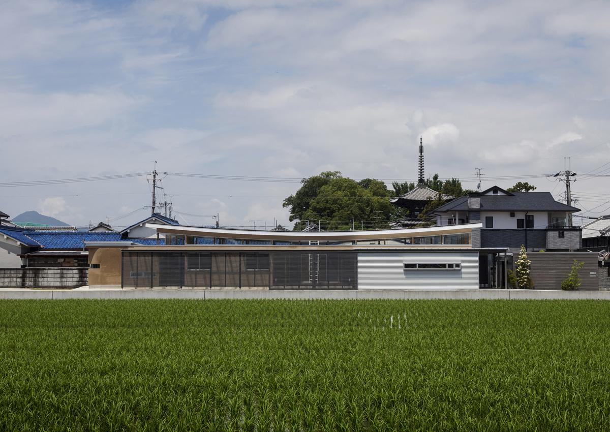 百済寺の家
